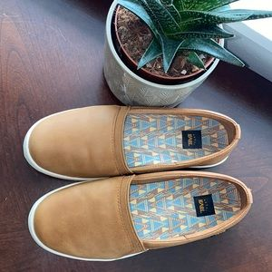 Teva Pecan Willow Leather Slip-on Women's shoe